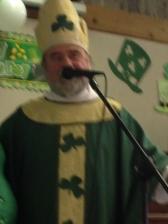 St Patrick himself!