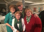Some of Pat Maher's family! Great to see Melita out!