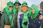 A few leprechauns!